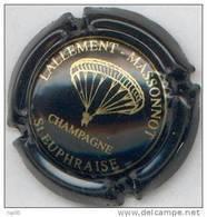 CAPSULE-CHAMPAGNE LALLEMENT-MASSONNOT N°03 Noir & Or - Autres
