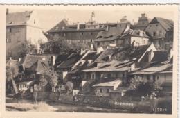 AK - KRUMMAU (Cesky Krumlov) - Häuserpartie A/d Moldau - Tschechische Republik