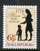 CZECH REPUBLIC 2004 Anniversary Of Compulsory Education MNH / **. Michel 412 - Tchéquie