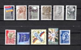 Armenia   1992-2007 .-  Y&T  Nº    183/185-187/188-198-208-315-478-549- ( + Nº 1  Aéreo  ) - Armenia