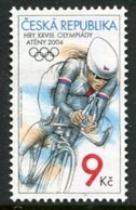 CZECH REPUBLIC 2004 Olympic Games: Athens MNH / **. Michel 404 - Tchéquie