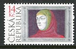 CZECH REPUBLIC 2004 Petrarch 700th Anniversary MNH / **. Michel 403 - Tchéquie