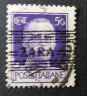 1944-5 Italy Used Stamp 50c Over-printed-Jara No DK-396 - Sin Clasificación