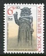CZECH REPUBLIC 2004 BRNO 2005 Exhibition: Statue MNH / **. Michel 402 - Tchéquie