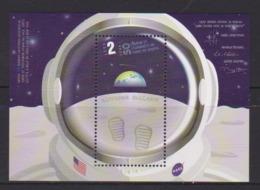 Bulgaria (2019) - Block -  /  Espace - Space - Moon - Apollo - Astronaut - Europe