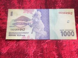 INDONÉSIE INDONESIA 1000 RUPIAH Billet De Banque NEUF:NOTE BANK 2016 - Indonesia