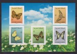 Morocco - Maroc (2019) - Block - /  Butterflies - Butterfly - Papillon - Insects - Vlinders - Schmetterlinge
