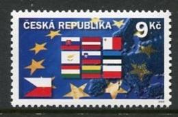 CZECH REPUBLIC 2004 United Europe MNH / **. Michel 394 - Repubblica Ceca