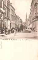 SINT-TRUIDEN - La Rue De Tirlimont - Sint-Truiden