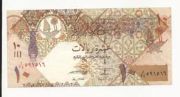 Qatar 10 Riyals - Qatar