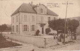SIROD (Jura) Ecole De Filles - Altri Comuni