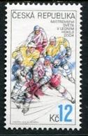 CZECH REPUBLIC 2004 Ice Hockey  MNH / **. Michel 392 - Tschechische Republik