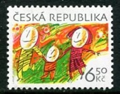 CZECH REPUBLIC 2004 Easter  MNH / **. Michel 391 - Czech Republic