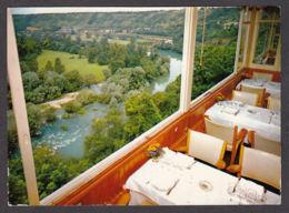 77600/ LIVERDUN, Hôtel-Restaurent Des Vannes, Vue Panoramique De La Terrasse - Liverdun