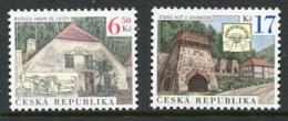 CZECH REPUBLIC 2004 Old Foundries  MNH / **. Michel 387-88 - Tchéquie