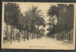 Italy Nervi - Viale Delle Palme (p) - Genova (Genoa)