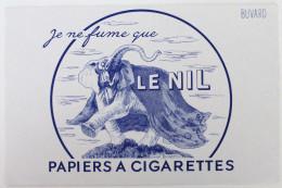 Buvard Papier à Cigarettes Le Nil éléphant Tabac - Carte Assorbenti