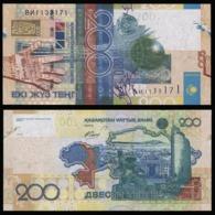 Казахстан 200 тенге 2006 года (Серия ВИ) - UNC - Kazakhstan