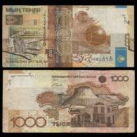 Казахстан 1000 тенге 2006 года (Подпись Сайденов) - VF - Kazakhstan