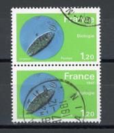"FRANCE - BIOLOGIE - N° Yvert 2127 Obli. RONDE DE ""NANTUA 1981"" - France"