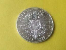 125 Anni Reich Tedesco - [ 7] 1949-… : RFA - Rep. Fed. Tedesca