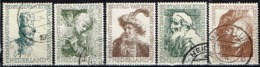 PAYS-BAS /Oblitérés/Used/1956 - 350 Ans Naissance De Rembrandt - Periodo 1949 - 1980 (Giuliana)