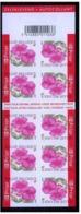 Boekje 45** Bloemen 3318**  Vlijtig Liesje / Carnet 45 MNH Fleurs Impatiens - Booklets 1953-....