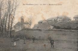 Le VAUDIOUX (Jura) Montée De La Cloche - Other Municipalities