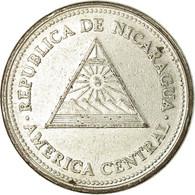 Monnaie, Nicaragua, Cordoba, 2000, TTB, Nickel Clad Steel, KM:89 - Nicaragua