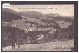 DISTRICT DE NYON - LA CURE - TB - VD Vaud