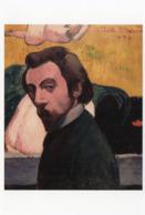 CPM - N - PEINTURE DE EMILE BERNARD - AUTOPORTRAIT - 1890 - MUSEE DES BEAUX ARTS DE BREST - Schilderijen