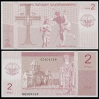 Нагорный Карабах 2 дирама 2004 года - UNC - Nagorny Karabach
