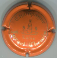 CAPSULE-CHAMPAGNE FORGET-CHEMIN N°06 Orange & Or - Autres