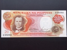 PHILIPINAS P145A 2O PISOS 1969 UNC - Filippijnen