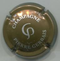 CAPSULE-CHAMPAGNE GERBAIS Pierre N°14 Marron & Argent - Autres