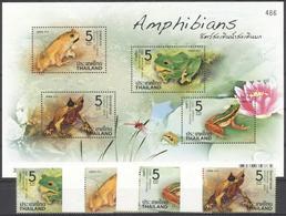 Thailand 2014 - MNH - Frog (241995) - Reptielen & Amfibieën