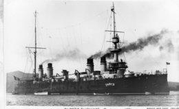 'Dupetit-Thouars' - Marine Nationale Francaise  -  Croiseur 1901  -   Marius Bar Carte Postale - Guerre