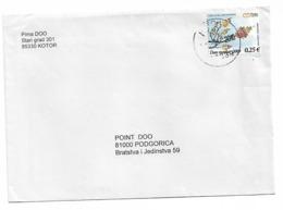 Montenegro DAY Of Stamp 2009 - Montenegro