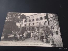 CPA (55) Bar-Le-Duc.Rue Voltaire.  Pensionnat Jeanne D'arc.  (H.242). - Bar Le Duc