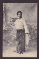 CPA Laos Asie Indochine Type Femme Women Non Circulé - Laos