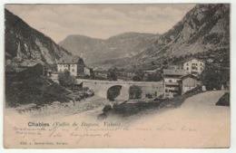 Suisse // Schweiz // Switzerland //  Valais // Le Châble (Vallée De Bagnes) - VS Valais