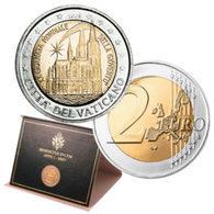 """Vatican 2005 : 2 Euro Commémorative """"Journée Mondiale De La Jeunesse à Cologne"""" (en Coffret) - Vaticano (Ciudad Del)"""
