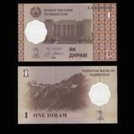 Таджикистан 1 дирам 2000 года  - UNC - Tadzjikistan