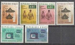 IVERT  Nº564/66  A-358/60 **  1966 - Haití