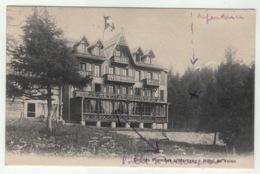 Suisse // Schweiz // Switzerland //  Valais // Le Col Des Planches Sur Martigny,  Grand Hôtel Du Velan - VS Valais