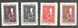 IVERT  Nº 286/88 **  1968 - Costa Rica