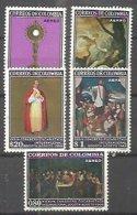 IVERT  NºA- 483/86 **  1968 - Colombia