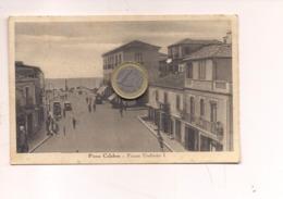 P234 Calabria PIZZO CALABRO CATANZARO 1942 Viaggiata - Italy