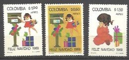 IVERT  NºA- 502/04 **  1969 - Colombia