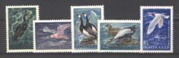 RU1  -  Russie  :  Yv  3802-06  ** - 1923-1991 USSR